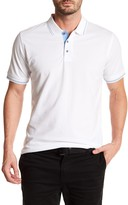 Robert Graham Clock Tower Classic Fit Polo Shirt