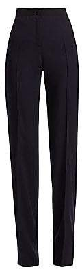 Akris Women's Carl Cool Wool Pants