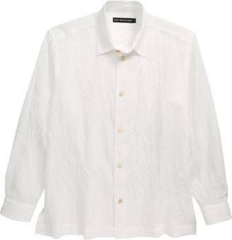 Issey Miyake Men Crush Shirt