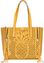 Chloé Milo tote bag - women - Calf Leather/Calf Suede - One Size