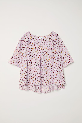 H&M Crepe blouse