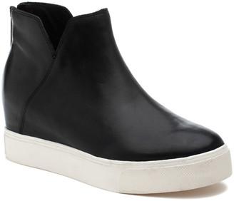 J/Slides Shea Leather Sneaker Boot