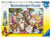 Ravensburger Friendly Felines - 200pc Puzzle