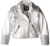 eve jnr Luxe Leather Jacket (Infant/Toddler/Little Kids)