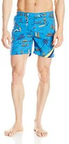 Reyn Spooner Men's Beach Vacation Vintage 6 Inch Inseam Surf Swim Trunks