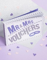 Books Mr & Mrs Vouchers