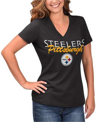 G-iii Sports Women Pittsburgh Steelers Teamwork T-Shirt