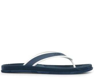 Valentino Camouflage-Print Flip-Flops Sandals