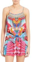 Camilla The Free Printed Short Jumpsuit