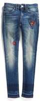 Blank NYC Girl's Blanknyc Embroidered Jeans