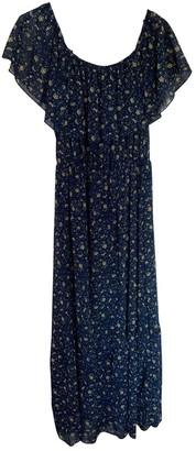 Non Signã© / Unsigned Blue Viscose Dresses