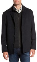 Hart Schaffner Marx Men's Triple Play Modern Fit 3-In-1 Jacket