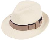 Christys' Eynsham Panama Hat, Natural