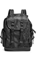 GUESS Men's Kai Strap Backpack