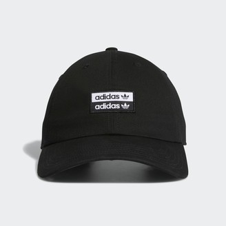 adidas Stacked Forum Strap-Back Hat