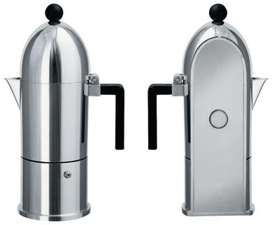 Alessi La Cupola Magnet Coffee Maker (Set of 10)