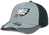 New Era Philadelphia Eagles Chase Gray Reflective 39THIRTY Cap