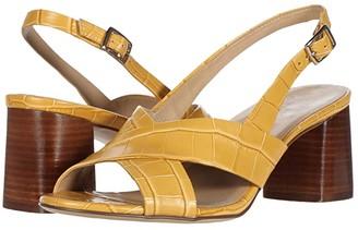Naturalizer Azalea (Wisteria Purple Suede) Women's Sandals
