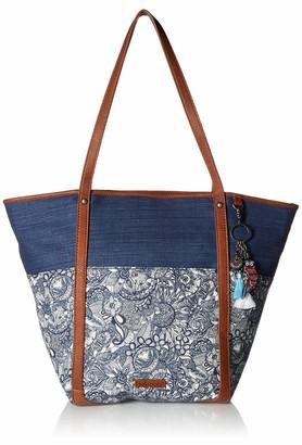 Sakroots Unisex's Women's Topanga Tote Bag