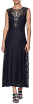 Nanette Lepore Secret Cove Lace Fit And Flare Dress