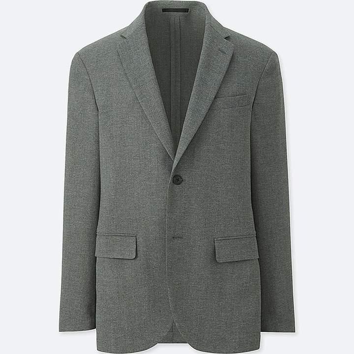 Uniqlo Men's Kando Jacket (wool-like)