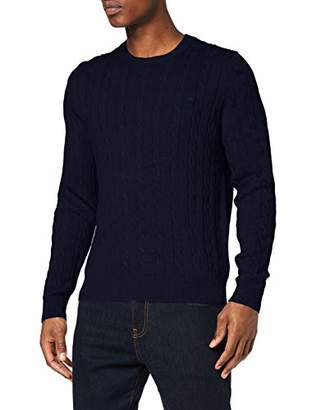 Brooks Brothers Men's 100130295 Long Sleeve Top,(Size: -)