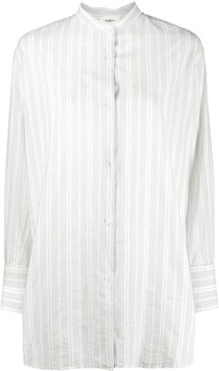 Barena Pinstripe Long-Sleevel Shirt