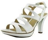 Naturalizer Dianna W Open-toe Synthetic Slingback Sandal.