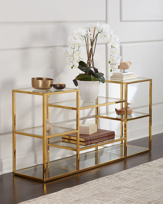 REGINA ANDREW Magnus Multi-Level Console Table