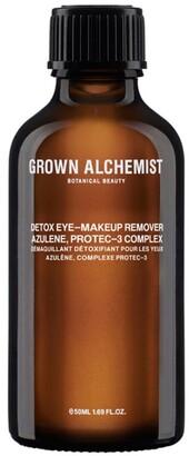 GROWN ALCHEMIST Detox Eye Make-Up Remover