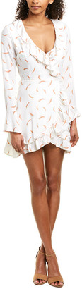 Charlie Holiday Valentina Wrap Dress
