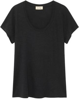 American Vintage Jacksonville T Shirt Black Jac 48 - L