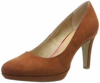 S'Oliver Women's 5-5-22420-23 558 Closed Toe Heels Red (Rust ) 6.5 UK (40 EU)