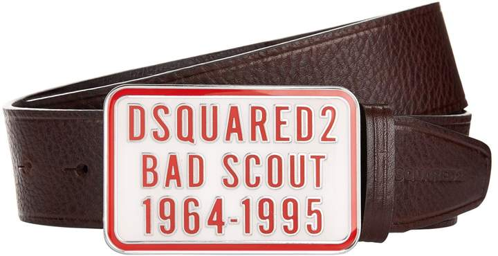 DSQUARED2 Bad Scout Belt