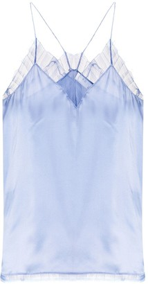 IRO Berwyn lace camisole