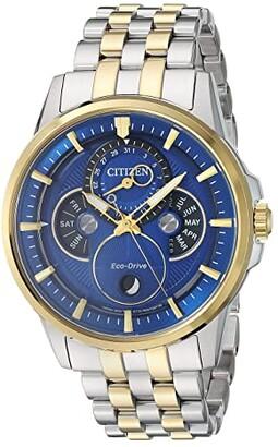 Citizen BU0054-52L Calendrier (Two-Tone) Watches