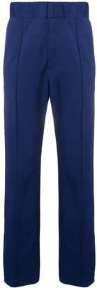 Marni contrasting panels trousers