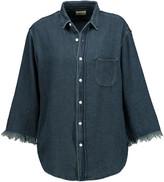 Simon Miller Sawyer denim shirt