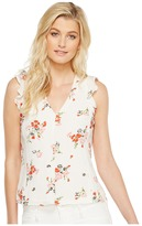 Rebecca Taylor Sleeveless Marguerite Top Women's Sleeveless