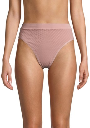 L-Space Frenchi High-Rise Bikini Bottom
