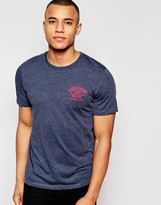 Jack and Jones T-Shirt with Chest Logo Print