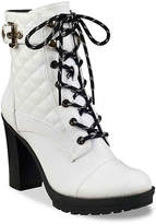 G by Guess Gimmy Combat Boot - Women's