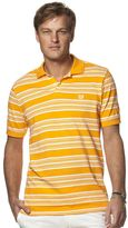 Chaps Men's Classic-Fit Striped Pique Polo
