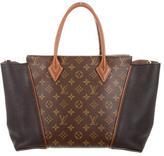 Louis Vuitton W PM Tote