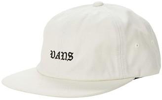 Vans Trobe Jockey Hat (Antique White) Baseball Caps