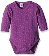 Pippi Baby-Girls Long Sleeve AO-Printed Bodysuit, Multicolo ()