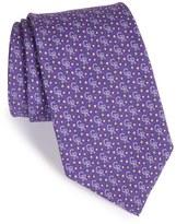 Vineyard Vines Men's 'Colorado Rockies' Woven Silk Tie