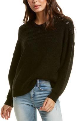 IRO Holmes Alpaca & Wool-Blend Pullover