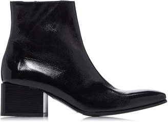 Acne Studios Birgit Patent Leather Boots
