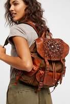 Campomaggi Trieste Embellished Backpack